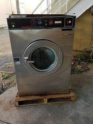 Speed Queen Commercial Washer SC50MN2