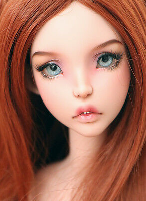 Cerisedoll Lillycat Pink Tan Resin Ellana with Angel Toast Faceup SD 1/3 BJD