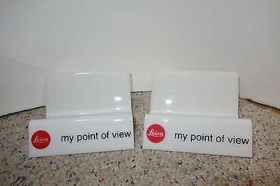 Lecia Camera Stands My point Of View! (Small)