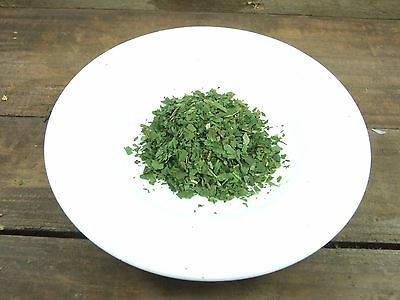 WILD GARLIC dried leaves natural spice 100g
