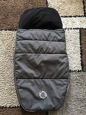 Bugaboo Universal Footmuff /cosy Toes In Grey Great  Condition. For All Bugaboo