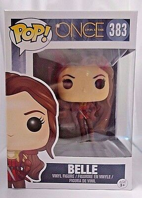 BELLE 383 Funko POP Once Upon a Time vinyl figure New In Package Hard To Find