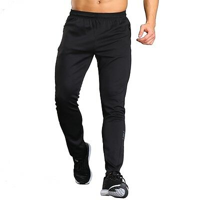 Men's Luxury Brand Pants Sweatpants Gym Athletic Fitness Workout Joggers