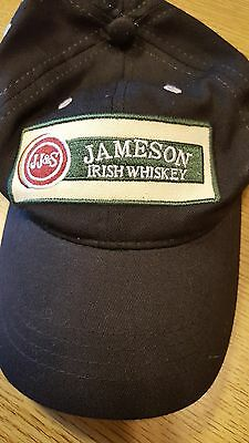 Jameson Irish Whiskey 1780 Cap Hat Adjustable 100% Cotton