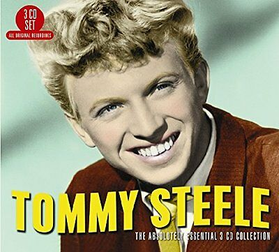 Tommy Steele - The Absolutely Essential 3CD Collection