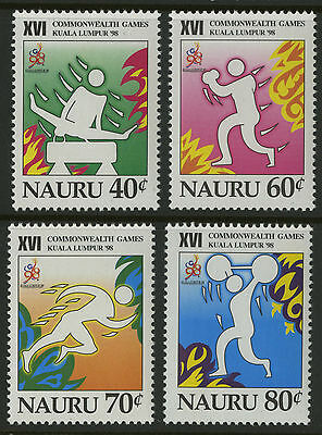 Nauru 1998 Commonwealth Games MNH