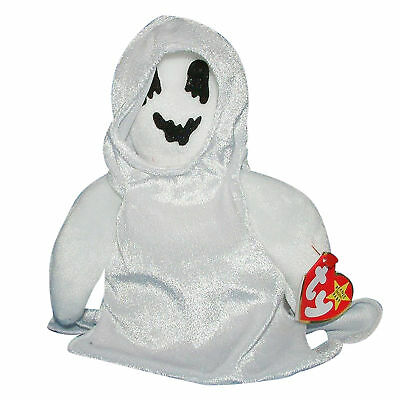 Ty Beanie Baby Sheets - MWMT (Ghost 1999) Halloween