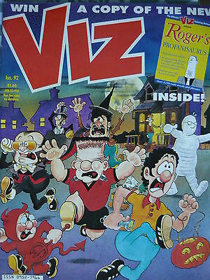 Viz Comic Issue No 92