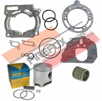 KTM200 SX EXC 1998 - 2002 Mitaka Top End Rebuild Kit Inc Piston & Gasket
