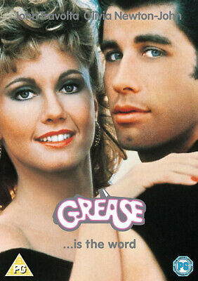 Grease DVD (2002) John Travolta