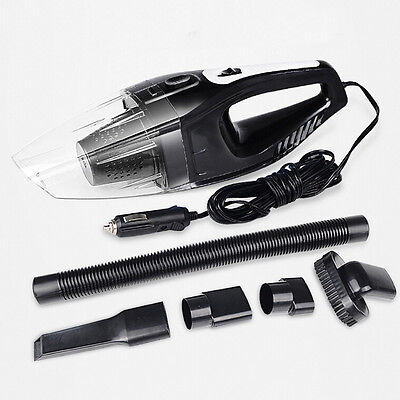 12V 120W Car Auto Vacuum Cleaner Handheld Wet Dry Dual-use Dust Cleaner Tool
