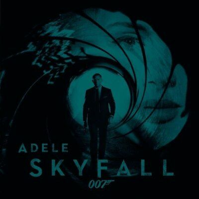 Adele - Skyfall [CD] Sent Sameday*