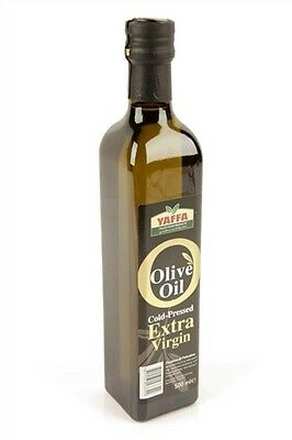 Palestinian Extra Virgin Olive Oil - 750ml bottle - Yaffa
