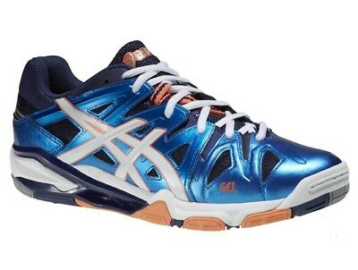 Asics Gel Sensei 5 B402Y-4101 Mens Shoes For Volleyball And Other Indoor Sports