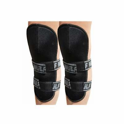 Wulfsport Adults Mens Motorcycle Motor Bike Light Trials Knee Pads - One Size
