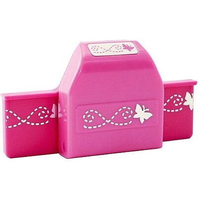 American Girl Crafts Butterfly Border Punch