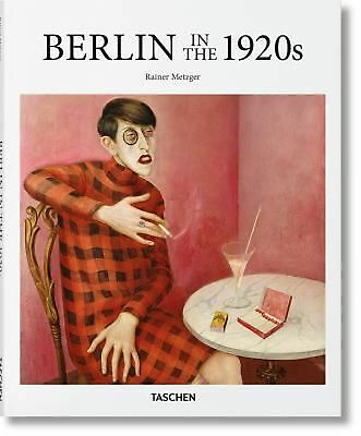 Berlin in the 1920s by Rainer Metzger Hardcover Book (English)