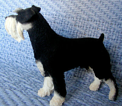 Country Artists Best In Show Black Schnauzer 03029 New / Excllnt Cndtn