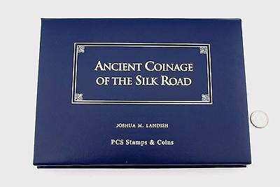 ANCIENT COINAGE of the SILK ROAD by PCS Stamps and Coins - COMPLETE