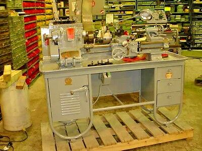 "1956 Heavy ""10"" South Bend Toolroom Lathe With Loads Of Tooling Video"