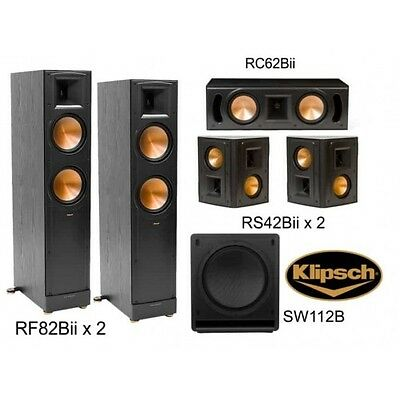 Klipsch Reference MK ii 5.1 System -  EXCLUSIVE DEAL