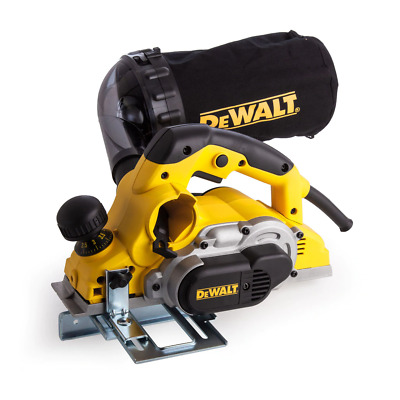 Dewalt D26500K Planer 1050W In Kit Box 240V