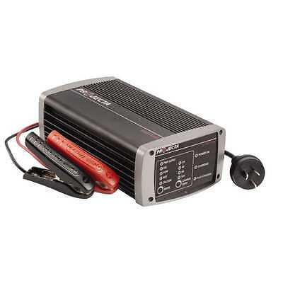 NEW - Projecta Automatic 12V 10A 7 Stage Battery Charger