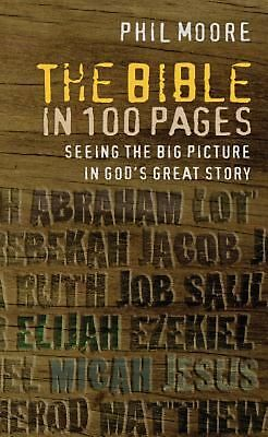 The Bible in 100 Pages: Seeing the big picture in God's great story by Phil Moor