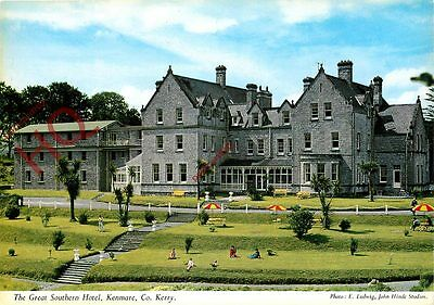 Postcard:-Kenmare, The Great Southern Hotel