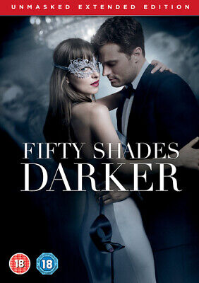 Fifty Shades Darker - The Unmasked Extended Edition DVD (2017) Jamie Dornan,