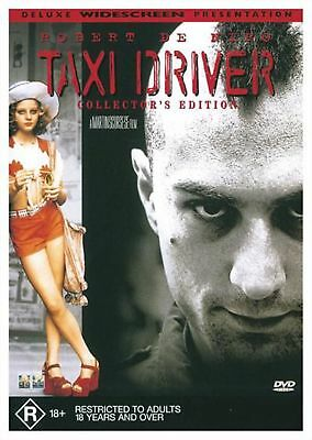 Taxi Driver (collector's Edition) - DVD Region 2 Free Shipping!