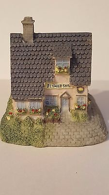 """Cornwall collectors society """"Mr. Potter's Flower shop"""" BH15"""