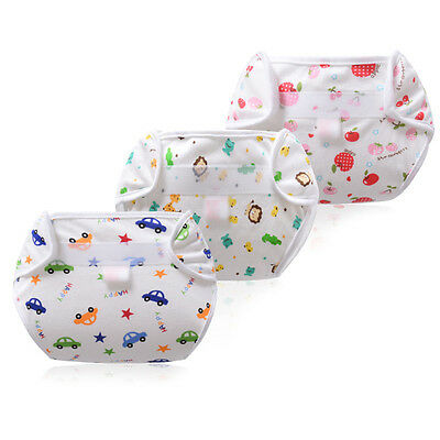 Reusable modern Baby Cloth Nappies Diapers Adjustable bulk newborn nappy New