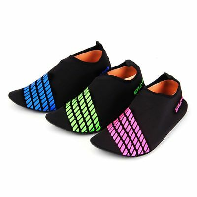 NEW Barefoot Water Skin Shoes Socks Beach Swim Slip On Surf Yoga Exercise