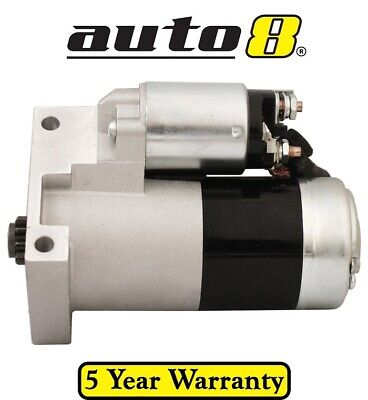 Starter Motor fits Holden Berlina V6 VS VT VX VY VN VP VR Manual Transmission