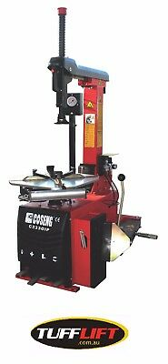 Tyre Changer with Inflation System C233GCIP Tufflift Brand New