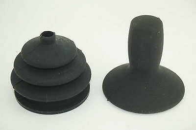 Joystick Controller Knob and Skirt Button Cap For Power Wheelchair Controller