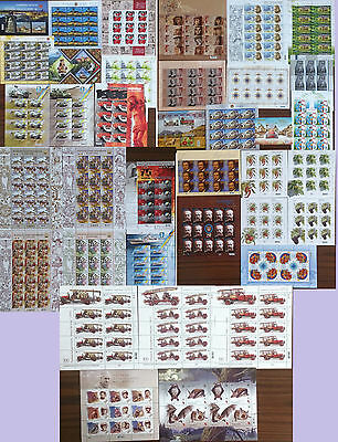 Ukraine 2016 year, COMPLETE Full Set of Ukrainian stamps in sheets, blocks MNH**