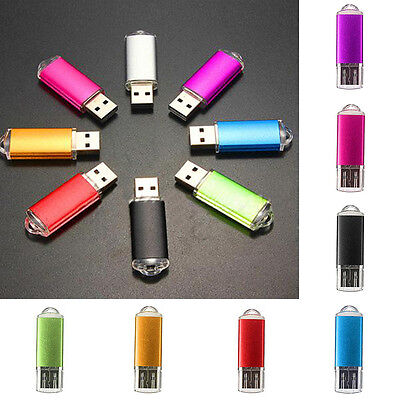 HOT Whole Memory Stick Pen USB 2.0 Flash Drive U-Disk Frosted 4GB 8GB 16GB 32GB