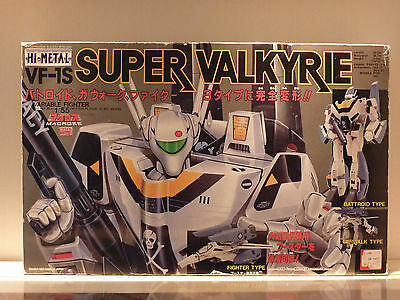 Macross (Robotech) 1990 VF-1S Super Valkyrie by Bandai