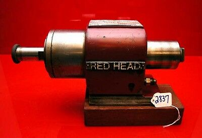 Cincinnati Milacron Heald Red Head ID Spindle (Inv.2837)