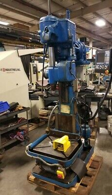 Cinncinnati Bickford 21 Inch Super Service Drill Press (Inv.33106)