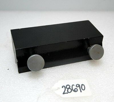 "Optical Stage 6"" x 2 1/4""  (Inv.28690)"