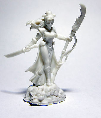 1 x MASUMI DEMON HUNTER - BONES REAPER figurine miniature hero 77440