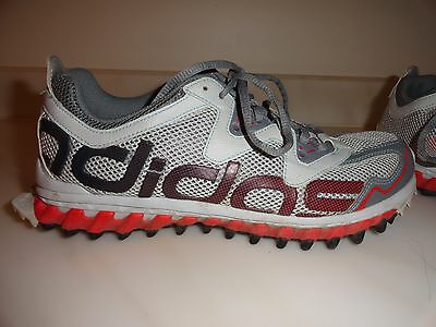 Men's ADIDAS Running Athletic Tennis Shoes Size 8 1/2 Sneakers