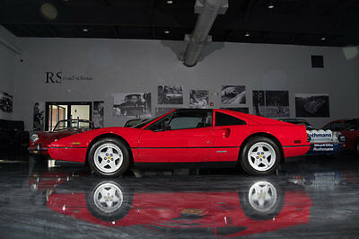 1988 Ferrari 328 GTS  1988 Ferrari 328 – Simply one of the Best with 7,028 Miles