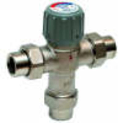 "Honeywell Am100C-1Lf 1/2"" Npt Mixing Valve"