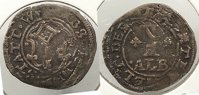 GERMAN STATES: Worms 1620s Albus #WC62479
