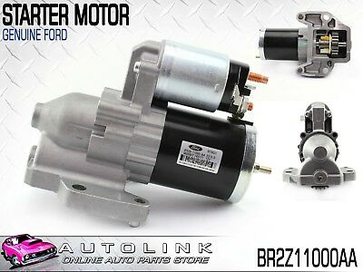 Genuine Ford Starter Motor Suit 5.0L 5.4L V8 Inc Boss-260 Ba Bf Fg Fgii