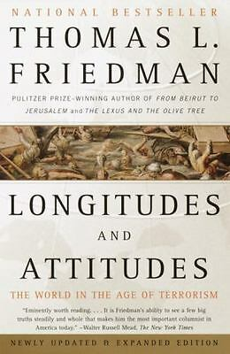 Longitudes and Attitudes : The World in the Age of Terrorism [NEW BOOK]